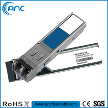 622Mbps/2.488Gbps 40km 1310nm DFB 1550nm PIN router with sfp port transceiver