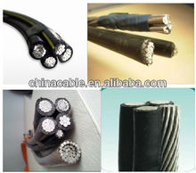 China Manufacter High Quality Overhead Aerial Bundled cable