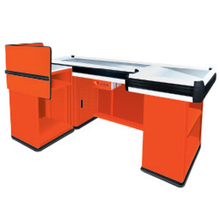 Top selling cashier counter table for shop