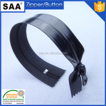 2015 high quality long chain waterproof nylon zipper