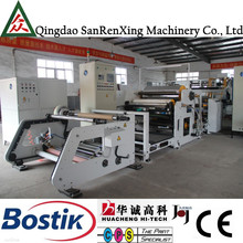 SR-A200 auto hot melt glue stick making coating machine