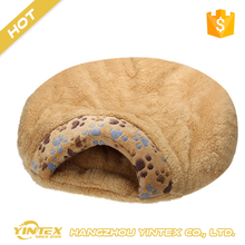 High Quality pet accessories nice sleeping designed dog cave luxury large dog beds