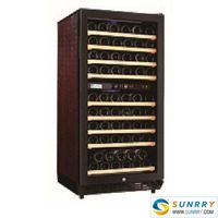 Natural Wood hot sell wooden antique wine cabinet