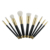 Sixplus personalized makeup brushes custom makeup brush hot sale japanese makeup brushes