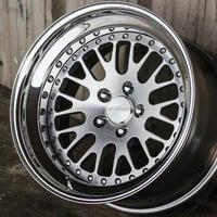 1piece 2 Pieces Forged Wheels 17