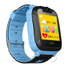 New Life Waterproof Children WIFI Touch screen smart watches for Kids GPS Tracker 3g smart watch phone