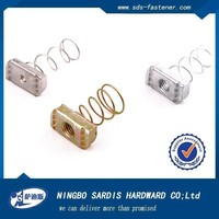 Factory price auto body clips& spring clips nut for recessed lighting, all kinds of Hex Nut