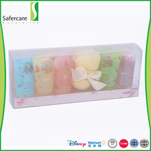 New arrival beauty 5 pcs shower gel tube personal care bath set for travel