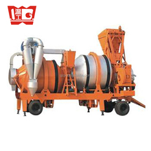 5t/h small asphalt plant mixer drum mixing equipment machine