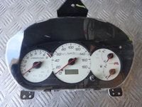 USED JDM RARE White Manual Gauge Cluster OEM for 2002-04 Type-R EP3 EU1 EU3