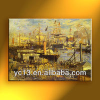 Fine art oil painting reproduction,master reproductions monet 26