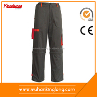 Wholesale Alibaba Pant Pockets Ready Made Cotton Rejection Leg Pants