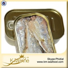 China Professional Canned Sardine Supplier