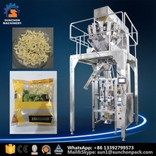 10 Heads Weigher Automatic Peanuts /Nutlet /Preserved Fruit Packing Machine