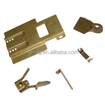 OEM customized presision brass metal stamping parts