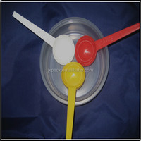 Colorful Fancy Dipsosable Plastic Scoop