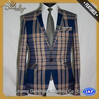 top 2014 groom wedding suits for man in china with CE certificate