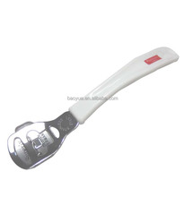 foot dead skin remover, callus remover, pp handle stainless steel foot corn remover