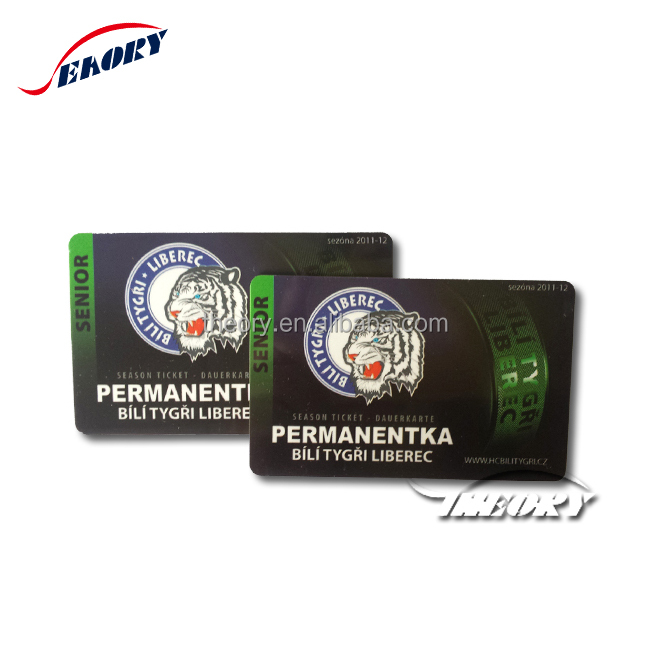 Retail Store Clothing and Garment Shop Membership Card Printing PVC Card