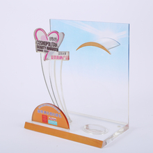 Reasonable Price Advertising Clear Display Stand