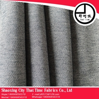 hot new products for 2017 quality That Time thin stretch denim fabric