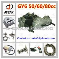 GY6 50CC 80CC engine for sale high performance motorcycle spare part