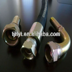 Factory sale hydraulic pipe joints/rubber pipe joints
