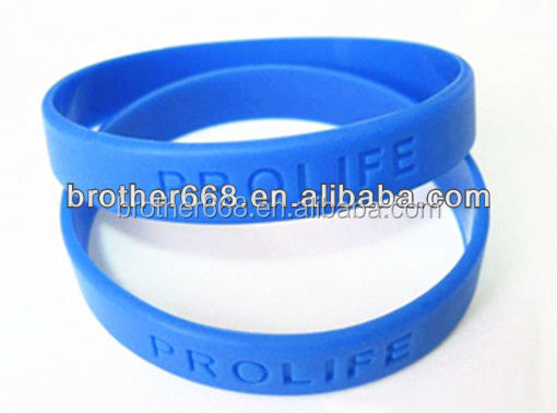 cheap silicone bracelets no minimum/free sample silicone wristbands