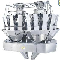 20 Head automatic mix multihead weigher for food packaging machine or mixing purpose