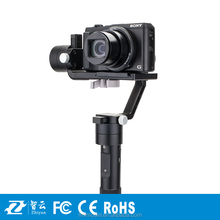 Zhiyun Crane M 3-axle Handheld Stabilizer Gimbal for DSLR Cameras Support 650g Smartphone Go H3 Xiaoyi Action camera F19238
