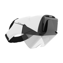2018 New Products on the Market VR Cardboard Virtual Reality Headset 3D VR Glasses with Remote