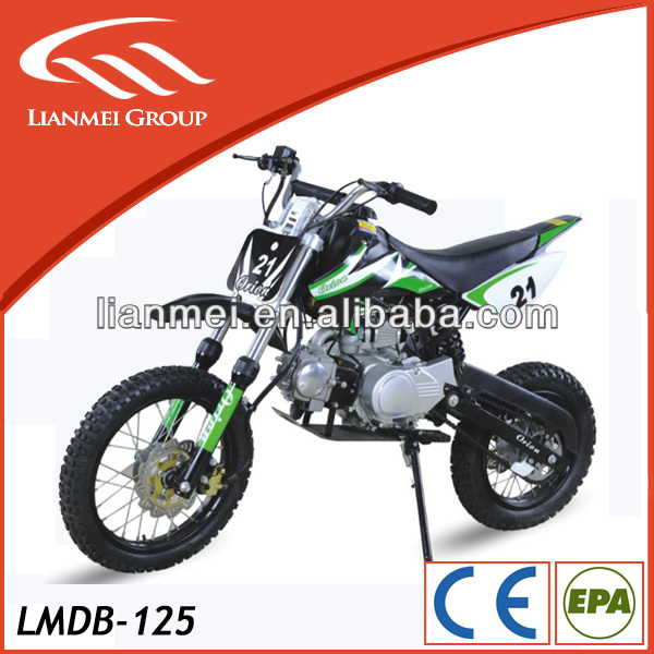 gas motorcycle best selling 125CC engine