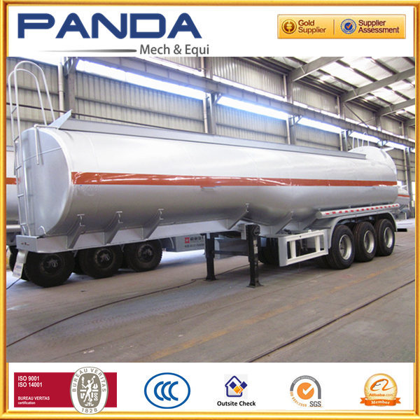 Hot sale aluminum 70 CBM oil tanker with high quality