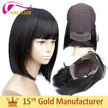 Trusted brand XBL no mixed pure and healthy honey blonde lace front wigs