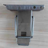 Metal Spring Hasp Safety Lock Catch