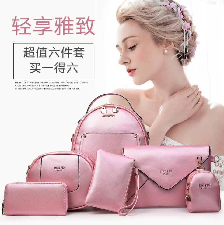 Shopping Handbags Women Fashion Bags Ladies Handbag Sets Designer Handbag OEM Bag Made In China Supplier Guangzhou