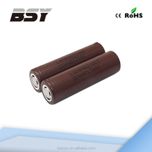 Wholesale Price LGHG2 35amp High Discharge Battery Rechargeable 3.7v li ion 18650 35amp 3000mah LG HG2 18650 battery VS LG HE4