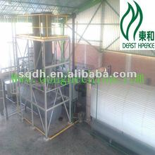 full automatic waste rubber processing to crude oil machinery with CE/ISO