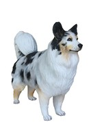 RESIN AUSTRALIAN SHEPHERD DOG 2