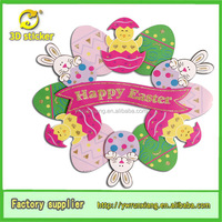 2014 easter gifts,funny easter chicken eggs garland ornament