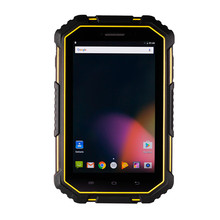 2017 newest ip67 rugged waterproof android tablet 7.0 Capacitive tough screen military rugged tablet