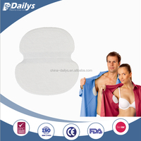 Free Sample Disposable Underarm Armpit Sweat