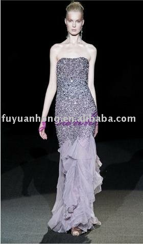 2010 party dress FYH-WD10057