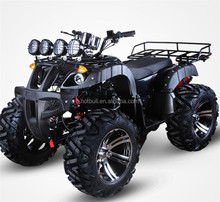 2017 high quality cheap price 250CC adult quad atv black