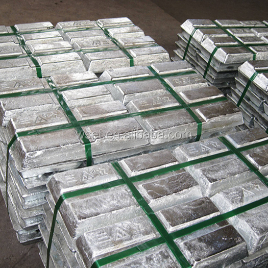 zinc ingot 99.99% with competitive price
