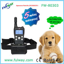 Rechargeable Dog Shock Training Collar