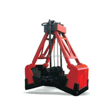 Heavy duty equipment excavator grab, grab ship unloader for sale