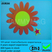 high quality fridge paper magnet promotional made in china
