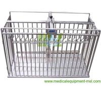 Commercial resist corrosion staninless steel dog cage(MSLVC04)