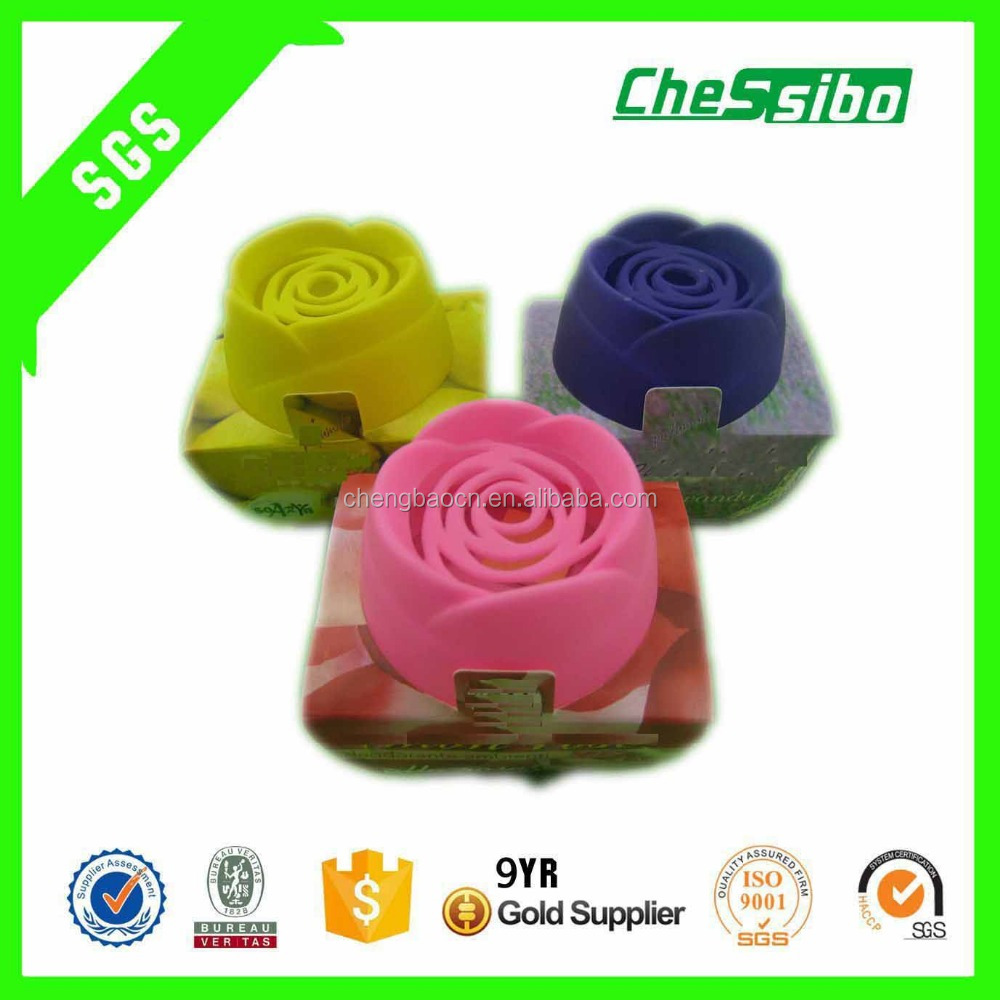 Customized Gel Car Usage Air Freshener/Gel Fruit Smell Car Perfume with long Duration in Bottle